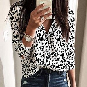 - ✳️1 HOUR SALE✳️  Leopard TOP
